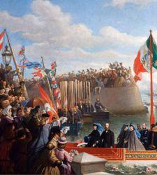 Massimiliano e Carlotta: la triste storia degli imperatori innamorati nell'arte del Castello di Miramare