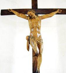 Il crocifisso di Hougoumont: sopravvissuto a Waterloo, rubato e finalmente ritrovato
