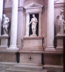 Uno spettacolare spaccato di Liguria a Verona: l'altare Fregoso di Danese Cattaneo in Sant'Anastasia