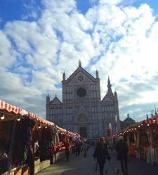 Il mercatino natalizio di Santa Croce a Firenze