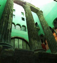 Un grandioso angolo di antica Roma a Barcellona: il Temple d'August