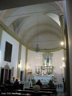 La chiesetta della Beata Vergine Addolorata