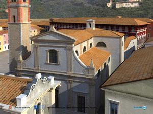 Ricostruzione della chiesa di San Pietro