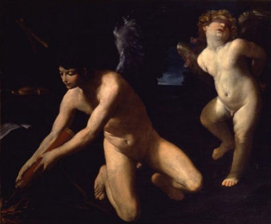 Guido Reni, Amor sacro e amor profano