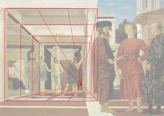 Piero della Francesca, Flagellazione