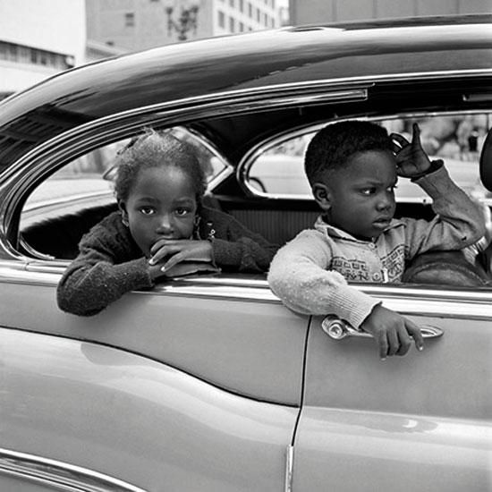 San Francisco, California, 4 novembre 1955