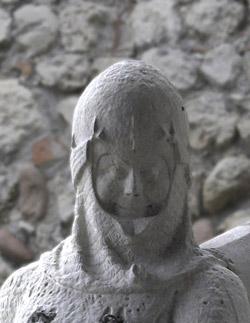 La statua di Cangrande