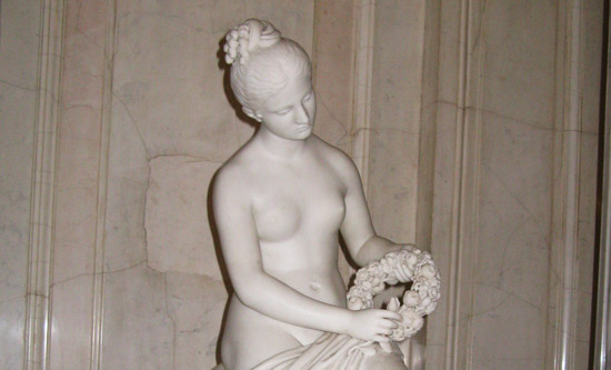 La Pastorella del 1854-1855 all'Hermitage