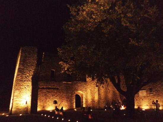 Il Castello dei Vescovi di Luni a Castelnuovo Magra