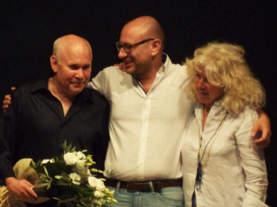Steve McCurry, Daniele Montebello, Biba Giacchetti