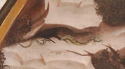 Il serpente della rigenerazione