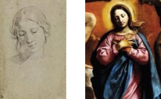 Federico Barocci - I disegni delle Madonne nude - Stile Arte