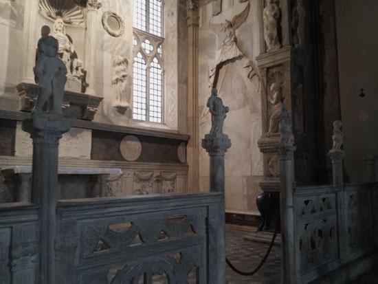 La cappella di San Sigismondo