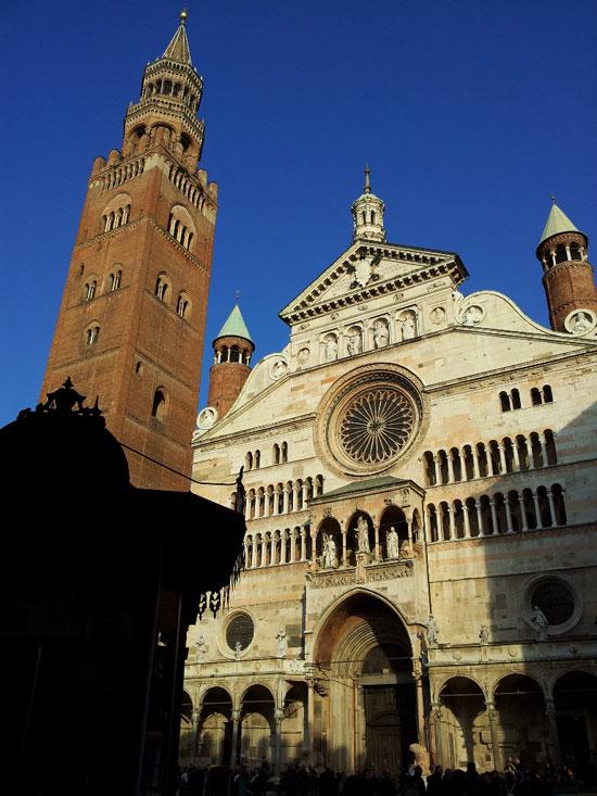 Il Duomo e il Torrazzo
