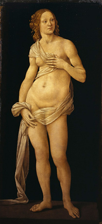 Lorenzo di Credi, Venere