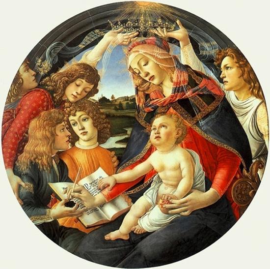 Sandro Botticelli, Madonna del Magnificat