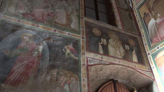 Bolzano, la Cappella di San Giovanni