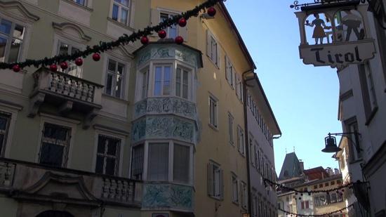 Per le vie di Bolzano