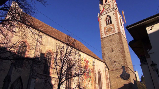 Il Duomo di Merano