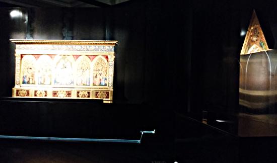 Il Polittico Baroncelli alla mostra di Milano