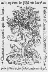 Albero della Carità di Hans Holbein