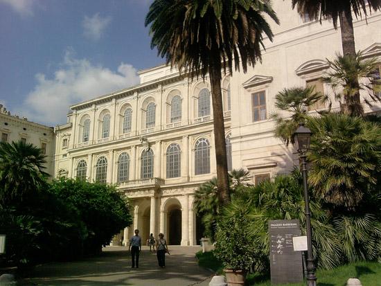 Roma, Galleria Nazionale d'Arte Antica di Palazzo Barberini