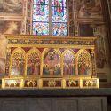 Giotto: il polittico Baroncelli riunito