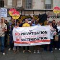 Lo sciopero a oltranza della National Gallery di Londra. Di cui, in Italia, nessuno parla
