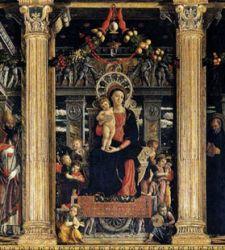 Andrea Mantegna e la Pala di San Zeno: il polittico che segna l'inizio del Rinascimento veronese