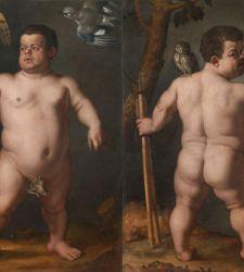 Un significativo ritratto del Bronzino: il nano Braccio di Bartolo, detto Morgante