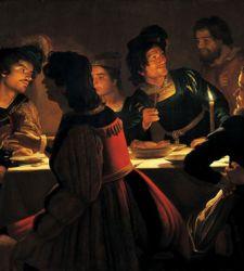 La Roma del Seicento agli occhi di Gerrit van Honthorst: gli inizi del pittore