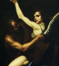 Dedalo e Icaro: in mostra a Carrara il dipinto di Girolamo Riminaldi, un singolare mercante-pittore