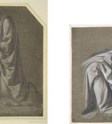 Leonardo da Vinci disegnatore: gli studi su tela di lino