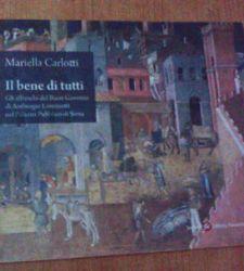 Libri: Il bene di tutti - di Mariella Carlotti