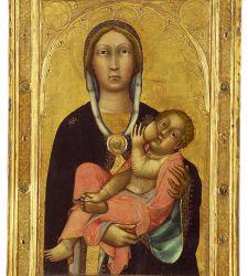 Da Bisanzio a... Monselice: il superamento dell'arte bizantina visto attraverso le Madonne del Latte