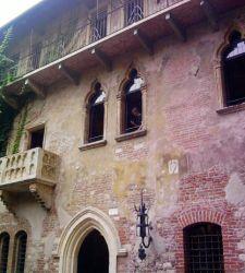 Il fascino romantico della casa di Giulietta a Verona