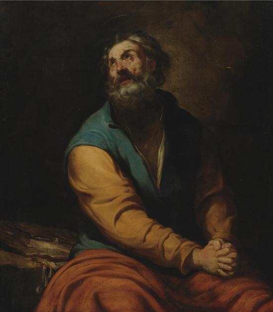 Luciano Borzone, San Pietro