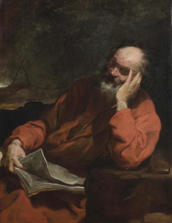 Luciano Borzone, Sant'Andrea