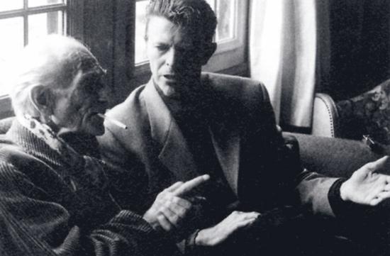 Balthus e David Bowie