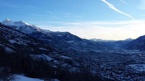 La vallata di Aosta