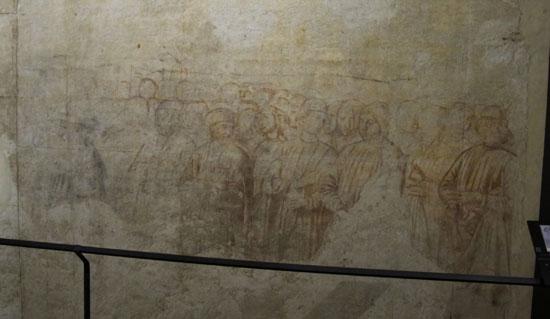 Benozzo Gozzoli, Salomone e la regina di Saba