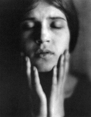 Edward Weston, Ritratto di Tina Modotti