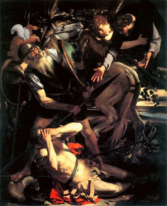 Caravaggio, Conversione di san Paolo Odescalchi