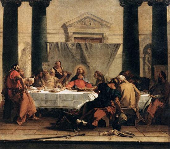 Giambattista Tiepolo, Ultima cena