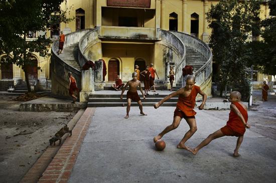 Steve McCurry, Birmania, 2010