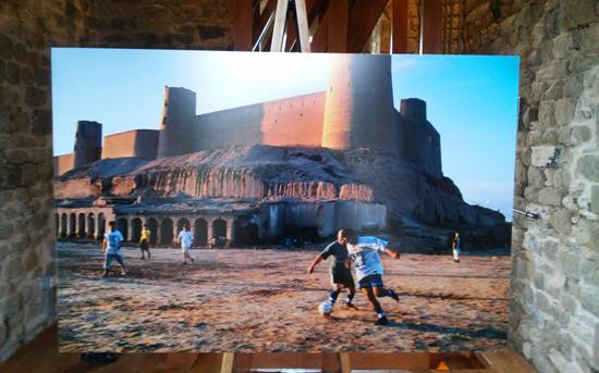 Steve McCurry, Forte di Bala Hisar, Herat (Afghanistan), 2003