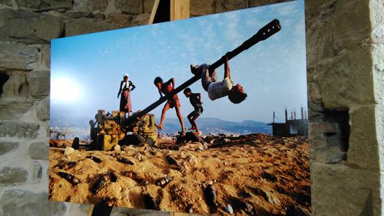 Steve McCurry, Beirut (Libano), 1982