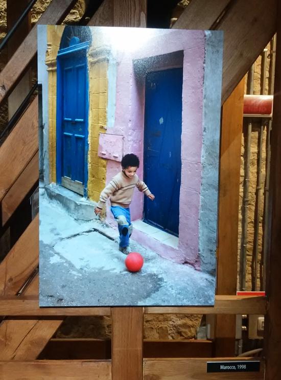 Steve McCurry, Marocco, 1998