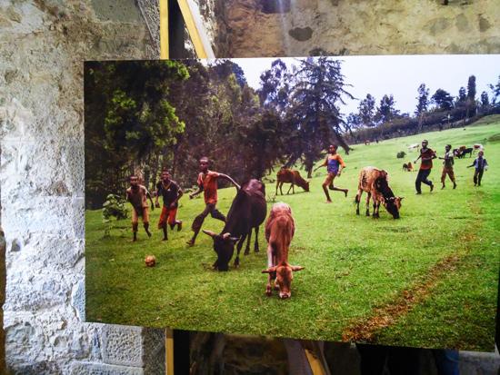 Steve McCurry, Regione degli Amara (Etiopia), 2014