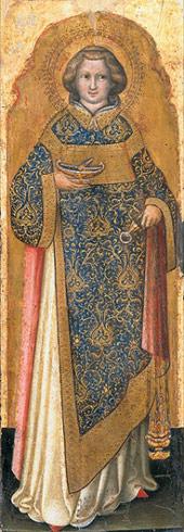 Niccolò di Pietro, San Lorenzo
